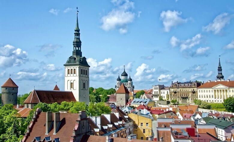 таллин эстония фото