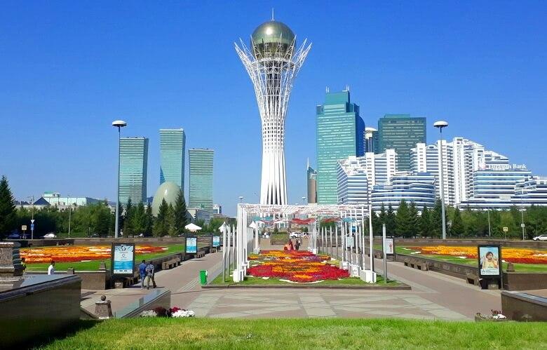 нур-султан казахстан