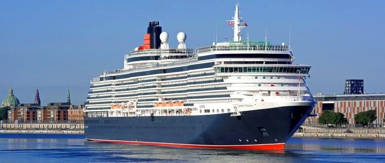 круизное судно копенгаген