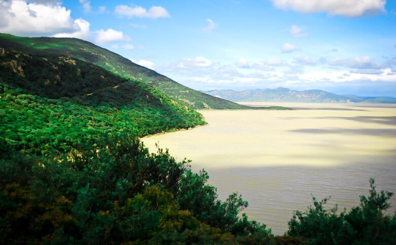ишкель озеро