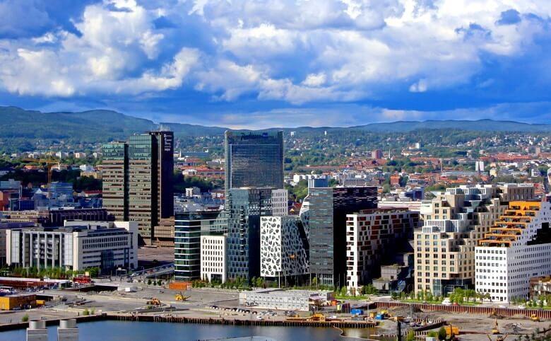 осло норвегия