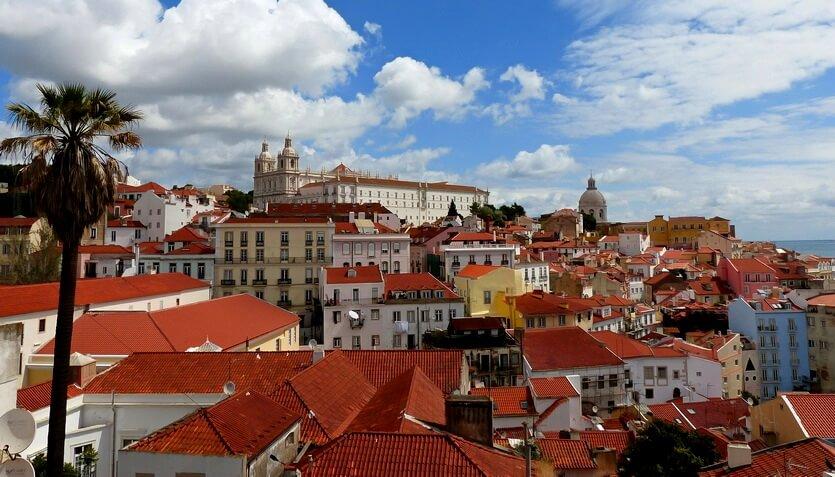 лиссабон старый город